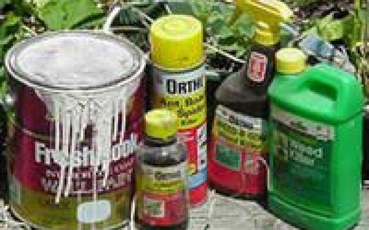 Home Hazardous Waste