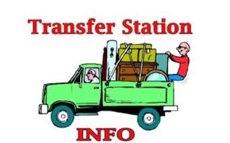 Trasnfer Station Info